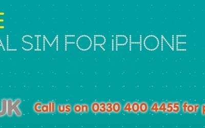 Dual Sim for iPhone – It's here