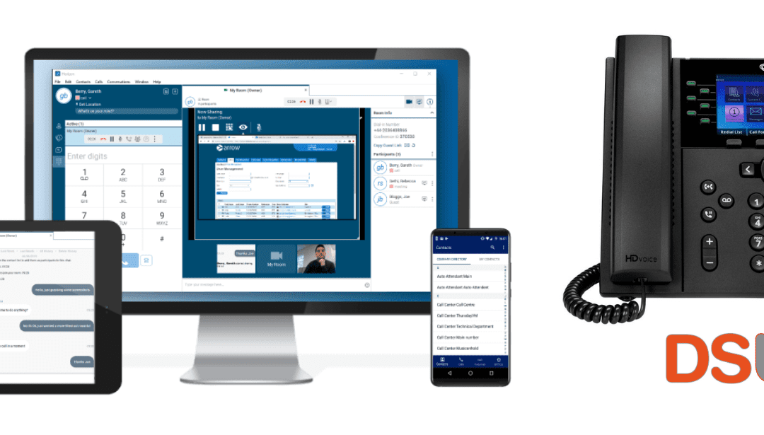 How Hosted Phone Systems Can Support Your Business with Remote Working