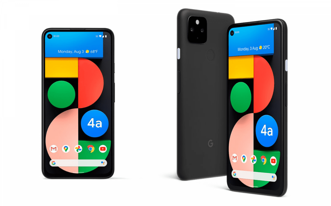 Google Pixel 4a (5G) – The Google Phone Built for Business